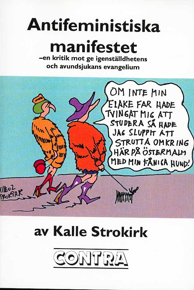 Antifeministiska manifestet